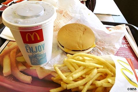 mini meals McDonald