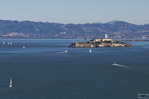 アルカトラズ島(Alcatraz Island)