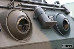 89式装甲戦闘車の銃眼