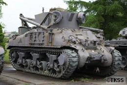 M32戦車回収車