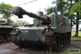 75式自走155mm榴弾砲