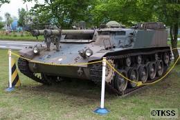 60式自走106mm無反動砲