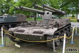 105mm無反動砲(試作)