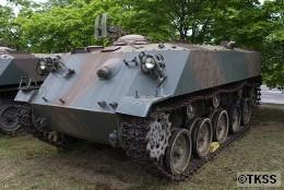 60式自走81mm迫撃砲