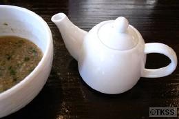 割りスープ 豚ソバFuji屋