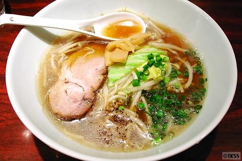煮干麺 麺eiji