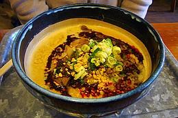 叉焼担々麺(チャーシュータンタンメン)