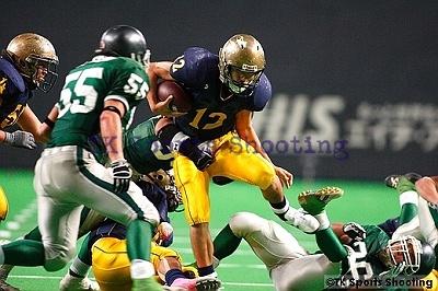 第10回アメリカンフットボール 東日本大学王座決定戦 シトロンボウル2006