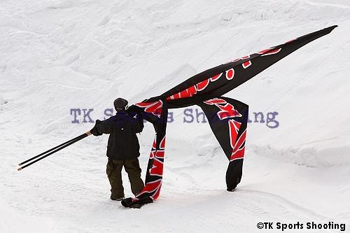 FISキスマーク カップ2007 スノーボード ジャパン オープニングマッチ