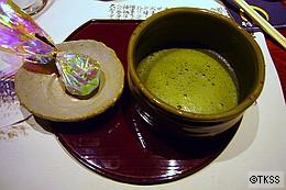 <甘味>京都宇治抹茶(甘味) オーロラ(ずんだ)