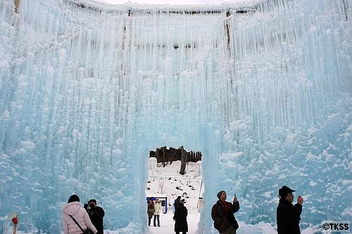 2007千歳・支笏湖氷濤まつり