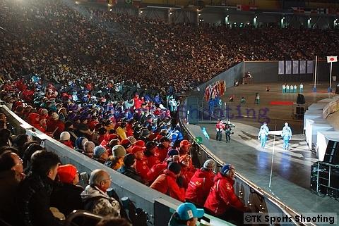 2007年FISノルディックスキー世界選手権札幌大会開会式