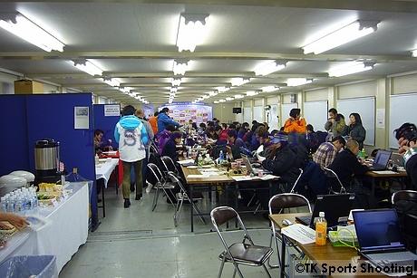 宮の森ジャンプ競技場サブプレスセンター