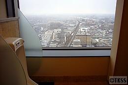 JRタワーからの眺め 東側