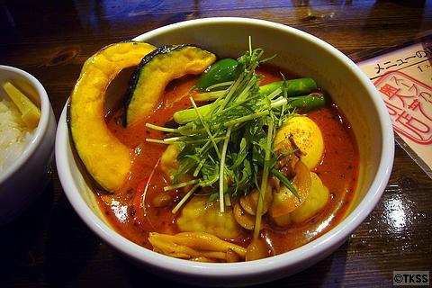 エビスープ十勝餃子(スープカリー奥芝商店)